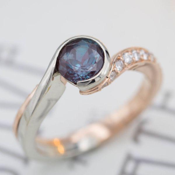 Gemstones For Rings: Non-Diamond Engagement Rings