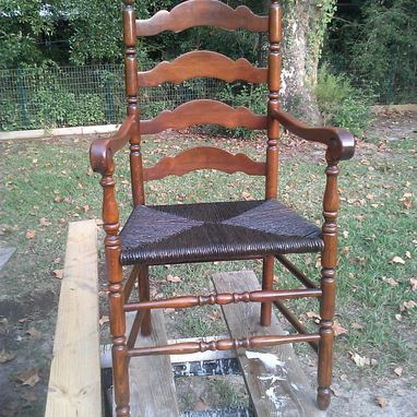 Custom Made Chair Rushing