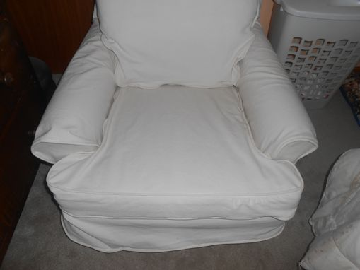 Custom Made Slip Covers And Cushion Covers