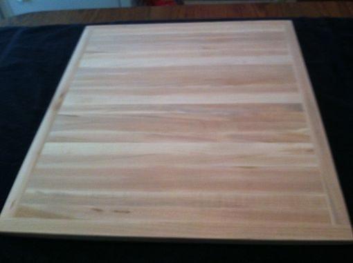 Custom Made Maple Cuttng Board