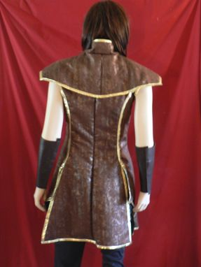 Custom Made Star Wars Satele Shan Costume