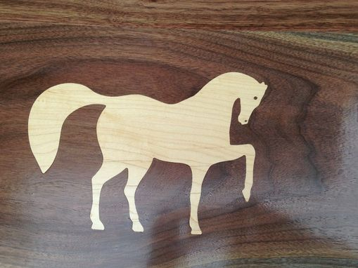 Custom Made Child Sized Inlay Desk
