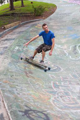 Handmade Custom Skateboard Trucks by Three D Works ...