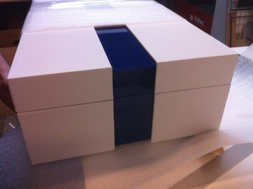 Custom Made Custom H Shaped Box For Proposal Packaging