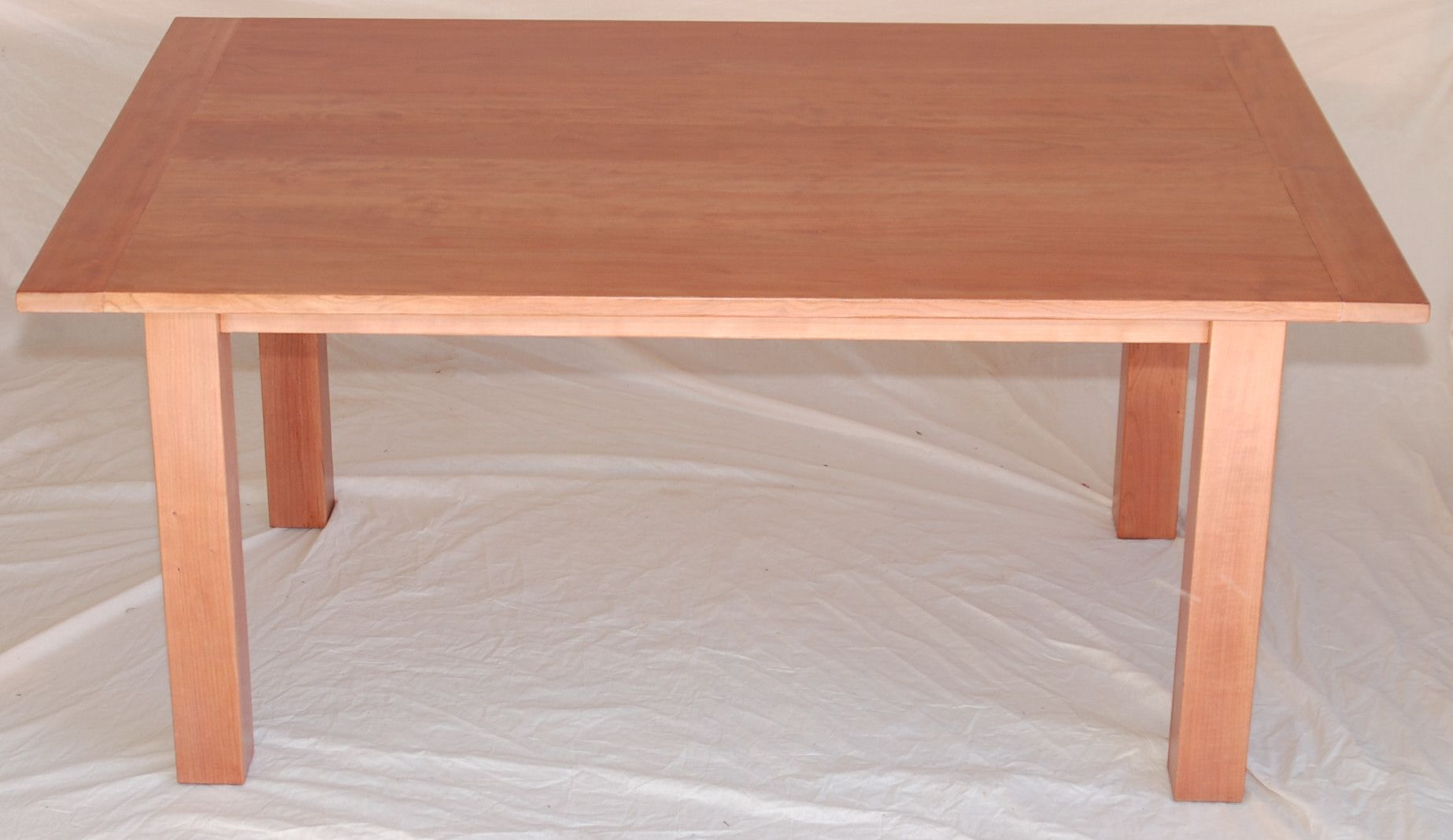 Handmade Cherry Dining Table By Mcnitt Bros Wood Works Custommadecom