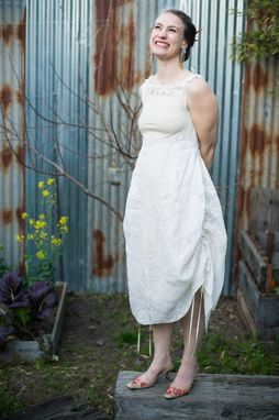 Custom Made Assorted Heirloom Upcycled Lace Wedding Gown