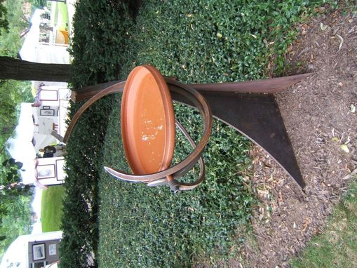 Custom Made Bird Bath