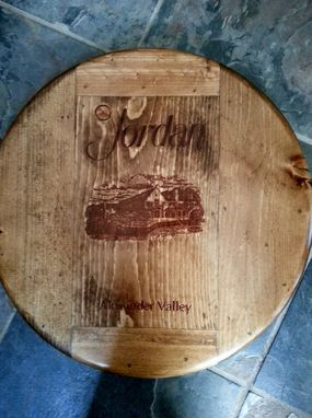 Custom Made Jordan Lazy Susan