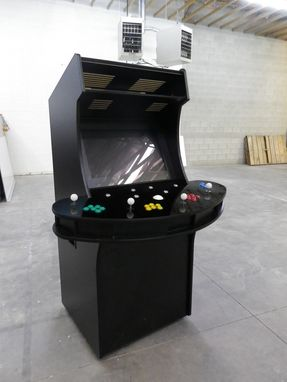 Custom Made 4 Player Arcade Cabinet