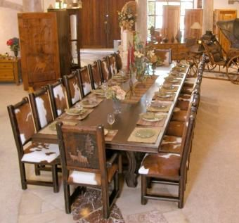 Custom Made Custom Dining Tables Made To Your Specifications And Design