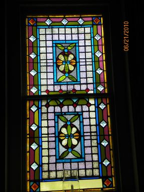 Custom Made Church Window Restoration