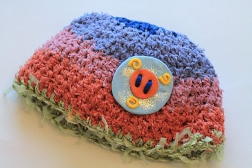 Custom Made Adorable Baby Beanie, Eco Friendly, Photo Prop, Super Soft, Warm, Cute