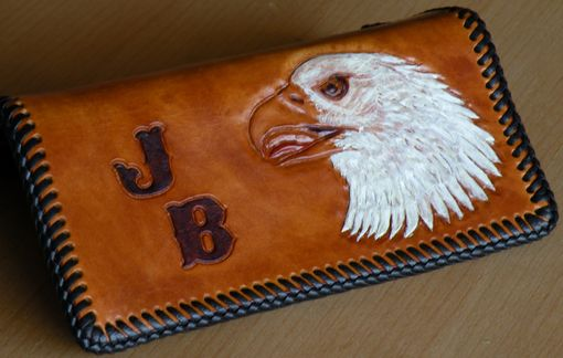 Custom Made Checkbook Cover