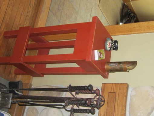 Custom Made Stool/Plant Stand