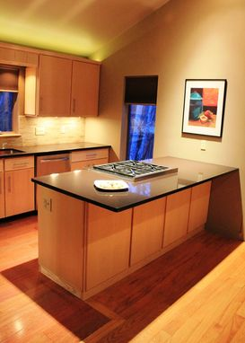 Custom Made Custom Ash Kitchen Cabinets By Blue Spruce Joinery