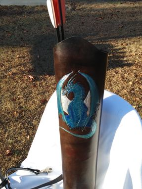 Custom Made Custom Arrow Quiver