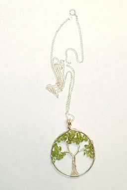 Custom Made Tree Of Life Necklace Pendants