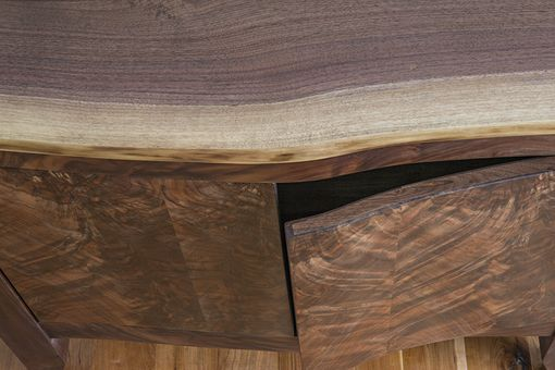 Custom Made Free Edge Sideboard