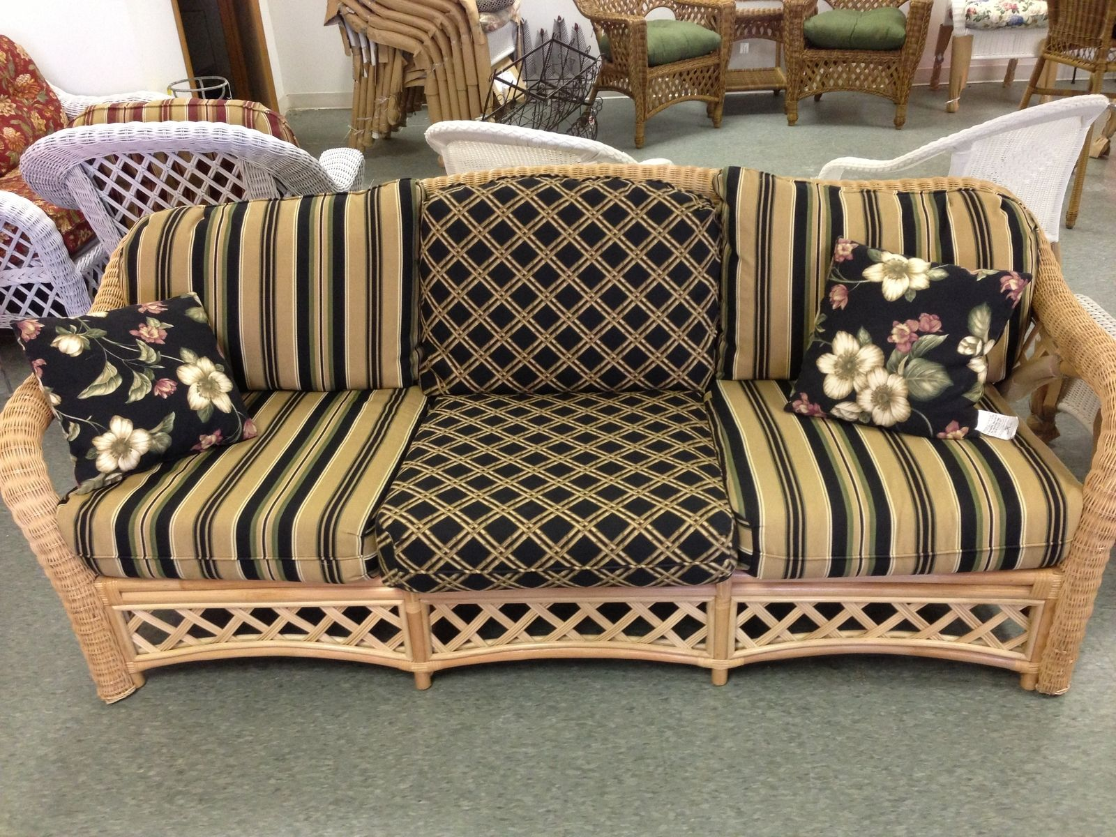 Custom Upholstered Couch Cushions By