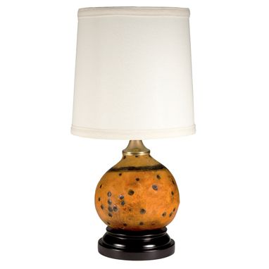 Custom Made Eco-Friendly Natural Gourd Lamp