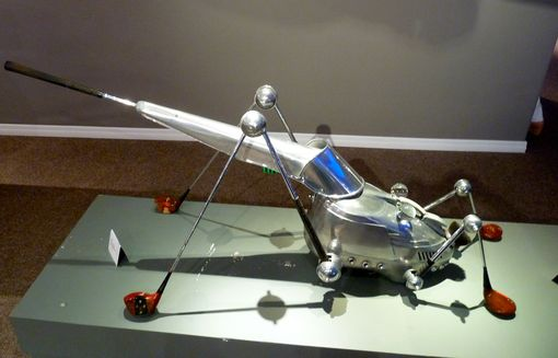 "Custom Made The ""Cricket"" Floor Lamp,Sculpture"