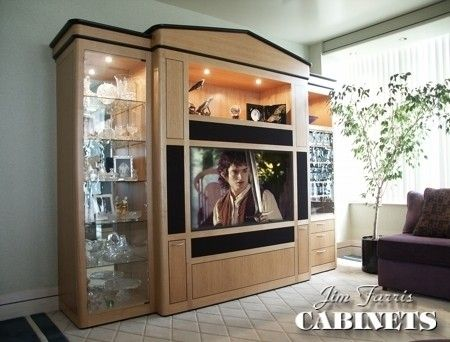 Custom Made Entertainment Furniture