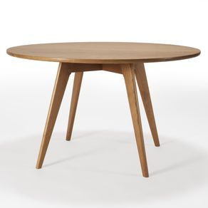 Round Dining and Kitchen Tables | CustomMade.com