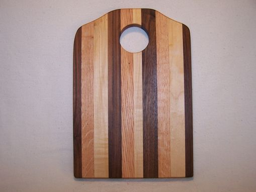 Custom Made Segmented Cutting Boards (A) Style