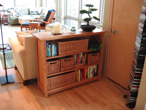 Custom Made Arts-And-Crafts 1904 Bookcase