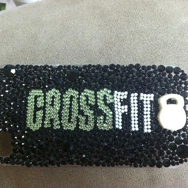 Custom Made Custom Bling Cellphone Case