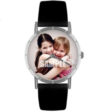 Custom Made Custom-Friends-Photo-Watch-Classic-Silver-Style-R-0000005