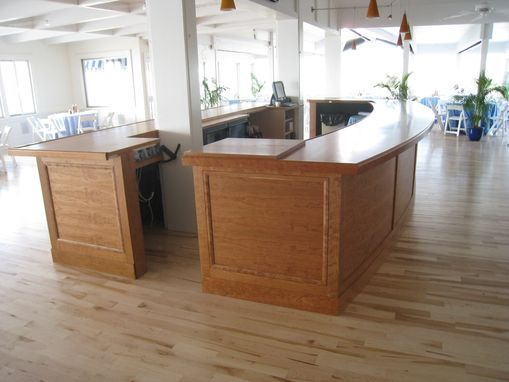 Custom Made Bar For Beach And Surf Club