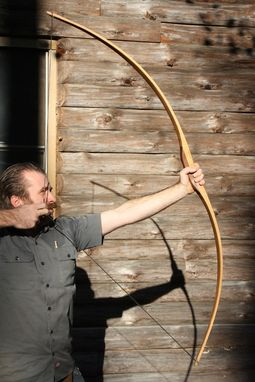 Custom Made Custom Made Long Bow