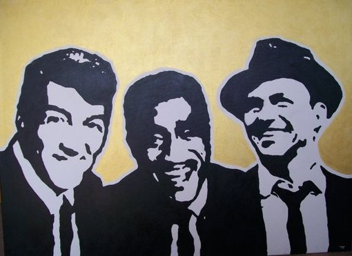 Custom Made The Rat Pack