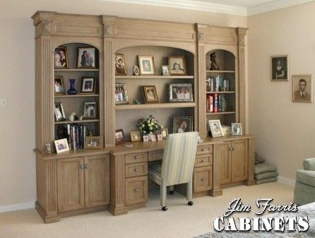 Groovy Custom Made Bed Room Desk Wall Unit By Jim Farris Cabinets Home Interior And Landscaping Spoatsignezvosmurscom