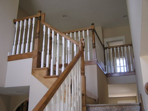 Custom Made Staircase 3