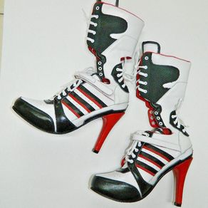 aa5c97c5dc Cosplay Boots Harley Quinn Suicide Squad Boots Made In Genuine Leather Made  To Order Any Size