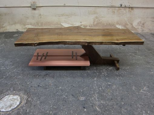 Custom Made Enterprise Low Table