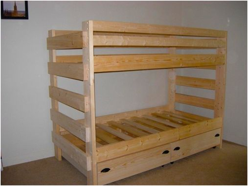 Custom Made Bunk, Loft, Twin, And Day Beds