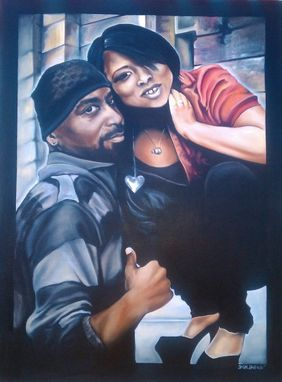 Custom Made Portraits