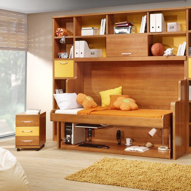 Custom Made Hidden Bed By Salon Interiors Custommade Com