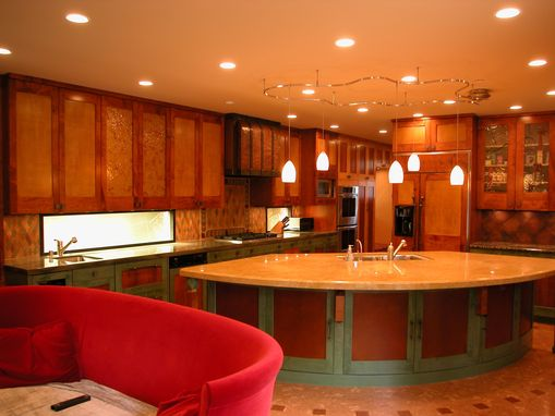 Custom Made Contemporay Kitchen