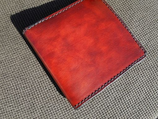 Custom Made Bifold Wallet