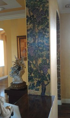 Custom Made Art, Mural, The Vineyard Arch