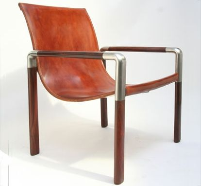 Custom Made Riva Lounge Chair