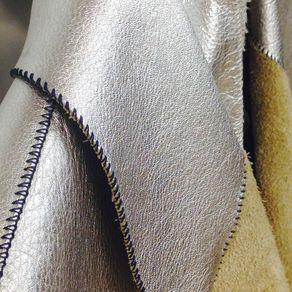 Custom Made Custom Jacket Rock Metal Punk Stage Rockstar Leather Denim