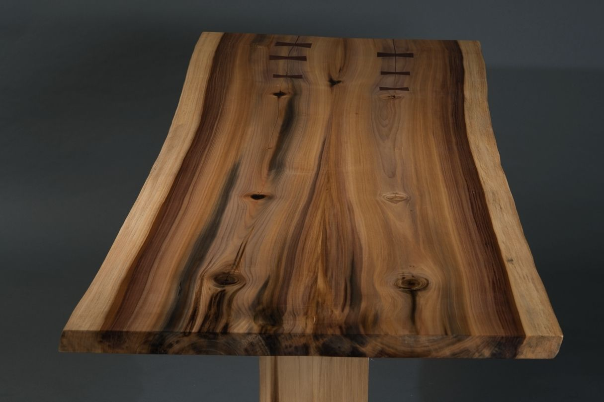 poplar wood furniture. Custom Rainbow Poplar Trestle Table By Walnut Wood Works | CustomMade.com Furniture A