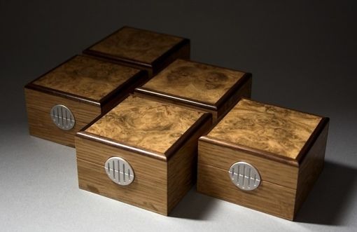Custom Made Butterfly Boxes
