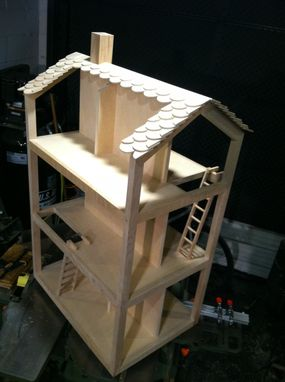 Custom Made Simply Dollhouse