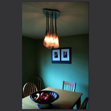 Custom Made Mitchell Dining Room Ceiling Fixture